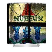 Museum Shower Curtain