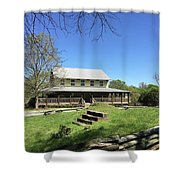 Musgrove Mill Sc State Historic Site Shower Curtain by Kelly Hazel