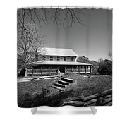 Musgrove Mill South Carolina State Historic Site Shower Curtain by Kelly Hazel