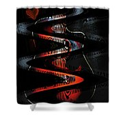 Music Dream Shower Curtain