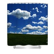 Music For Your Eyes Shower Curtain