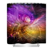Music From Heaven Shower Curtain