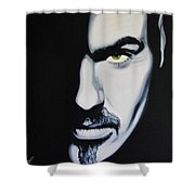 Music Icon Shower Curtain