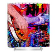 Music Out Of Metal IIia Shower Curtain