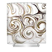 Music To Keep You Awake By Shower Curtain