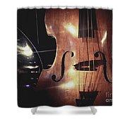 Musical Talent Shower Curtain