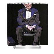 Musician David Brubeck  Shower Curtain