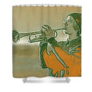 Musician Youth 3 Shower Curtain