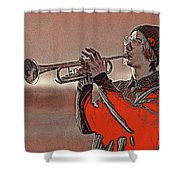 Musician Youth 4 Shower Curtain