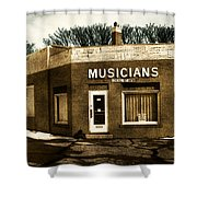 Musicians Local 67 Shower Curtain