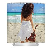 Musicians Paradise Shower Curtain