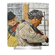 Musicians Shower Curtain
