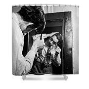 Music's Golden Era - Cab Calloway 1947 Shower Curtain