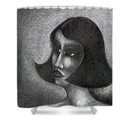 Musings Shower Curtain