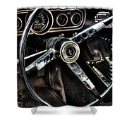 Mustang 330 Shower Curtain