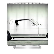 Mustang Shelby Shower Curtain