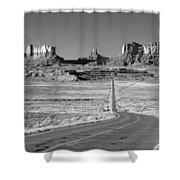 Mv Forrest Gump View Ir 0586 Shower Curtain