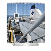 Mv Highlanders Shower Curtain