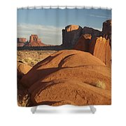 Mv Overlook 7297 Shower Curtain