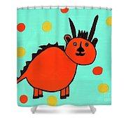 Mwueiy  Shower Curtain