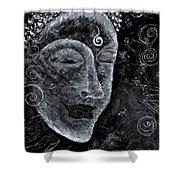 My 50 Shades Of Grey Shower Curtain