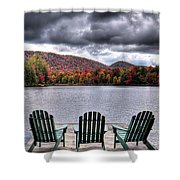 My Autumn View Shower Curtain