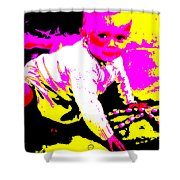 My Beads Shower Curtain by Eikoni Images