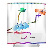 Your Chariot Awaits Shower Curtain