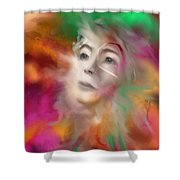 My Delusion Shower Curtain