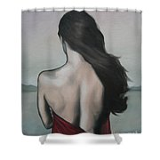 My Endlessness Shower Curtain