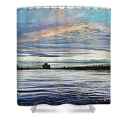 My First Sunset Shower Curtain