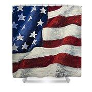 My Flag Shower Curtain