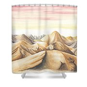 My Holidays 1 Shower Curtain