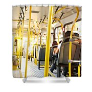 My Lifetime, My Day, My Bus, My Prision Shower Curtain