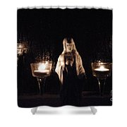 My Lord Shower Curtain