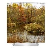 My Magical Place Shower Curtain
