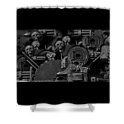 My Pains Revealed Shower Curtain