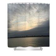 My Peace Shower Curtain