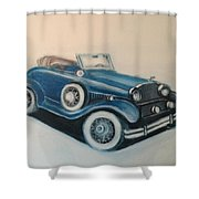My Ride 2 Shower Curtain