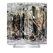 My Signature Or Yours  Shower Curtain