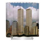 My Skyline Shower Curtain by Joann Vitali