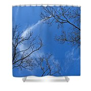 My Trees No.13 Shower Curtain