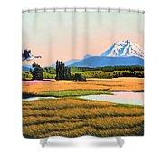 My Valley Shower Curtain
