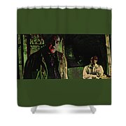 My Version Of The Movie 3 Shower Curtain
