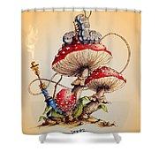 My Wonderland Shower Curtain