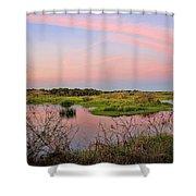 Myakka Wetlands By H H Photography Of Florida Shower Curtain