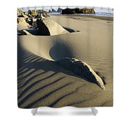 Myers Creek Beach Oregon 1 Shower Curtain
