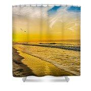 Myrtle Beach Shower Curtain