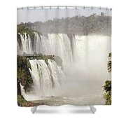 Myst Of The Water Shower Curtain