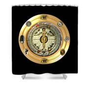 Mysteries Of The Ancient World By Pierre Blanchard Shower Curtain